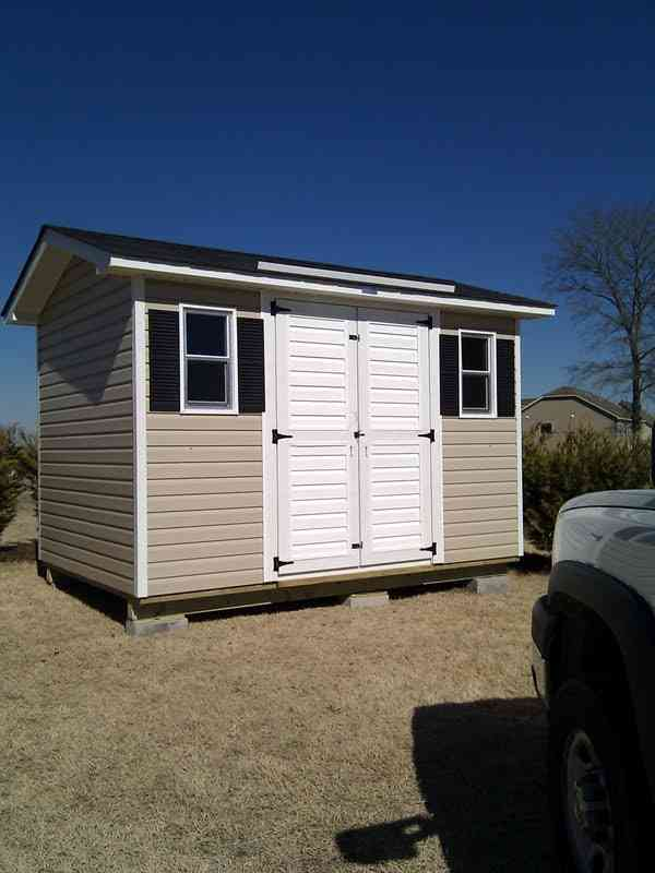 Zekaria Outdoor Storage Shed Raleigh Nc
